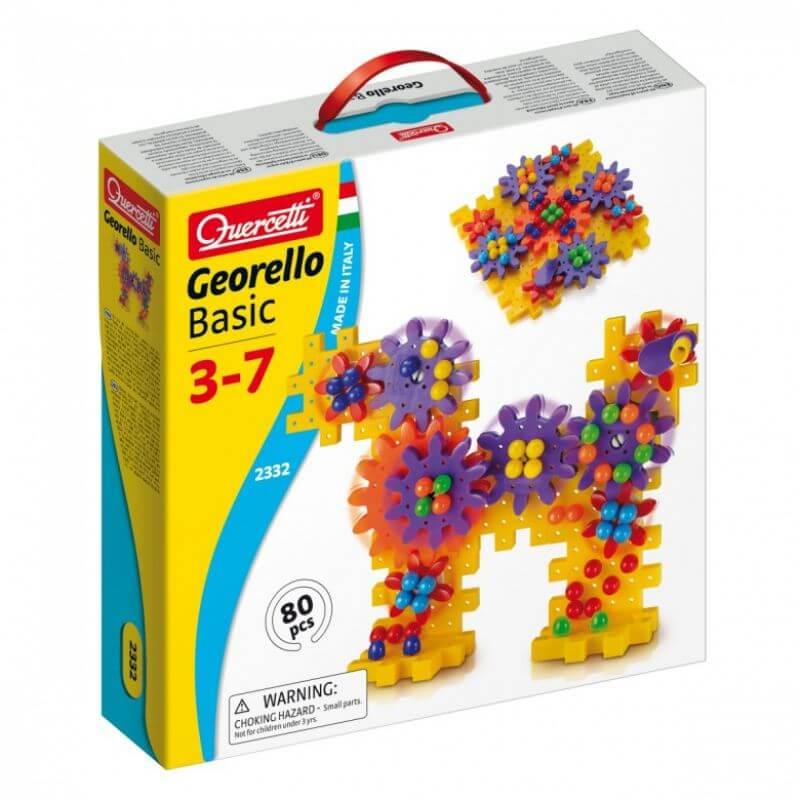 Zestaw konstrukcyjny Georello Basic
