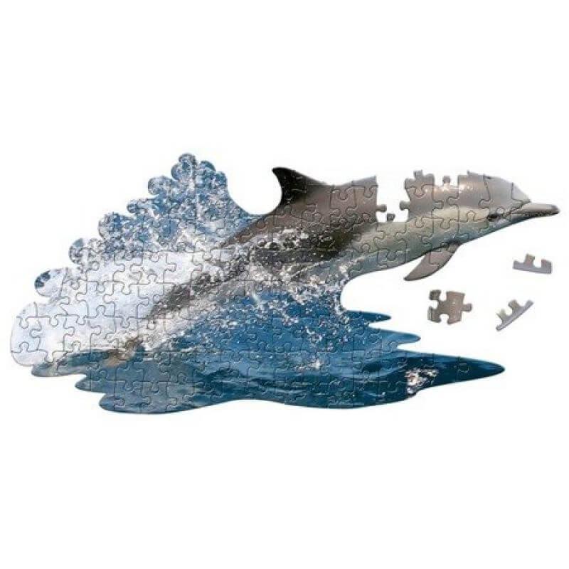 Puzzle I AM LIL' - DOLPHIN - Delfin
