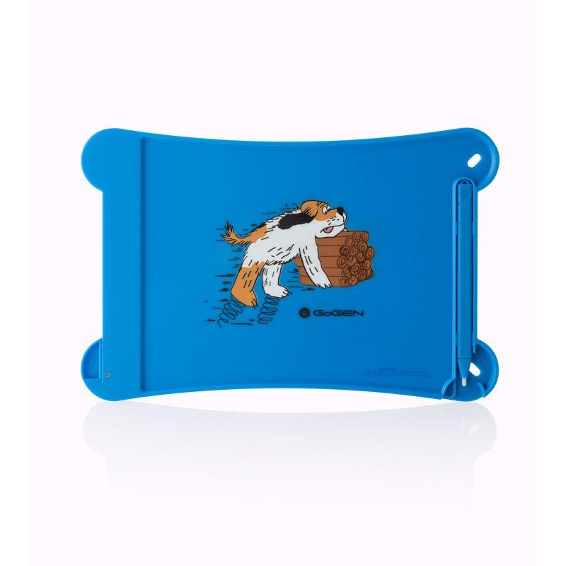 Znikopis elektroniczny  dla dzieci 8,5 cala - niebieski