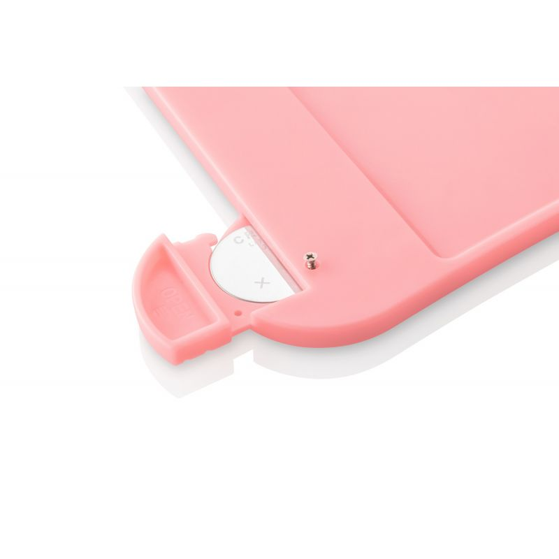 Znikopis elektroniczny  dla dzieci 8,5 cala - różowy