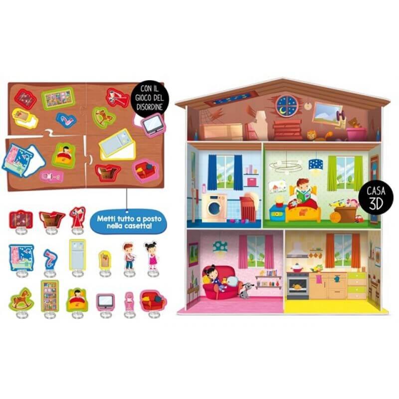 Montessori Maxi - Mój Dom