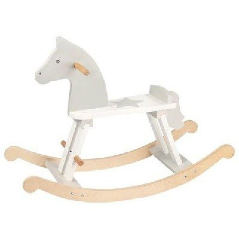 Koń na biegunach Goki