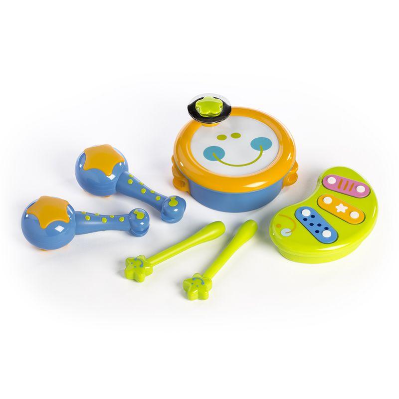 Zestaw muzyczny dla maluszków - Baby Orchestra