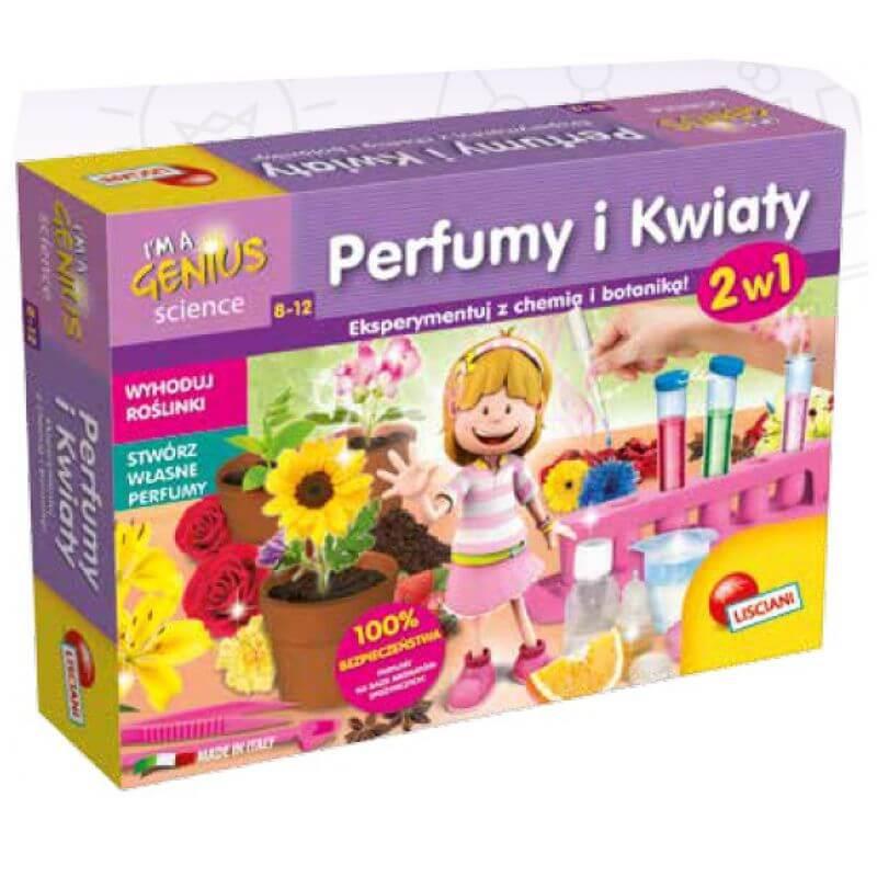 Mały Geniusz - Perfumy i Kwiaty