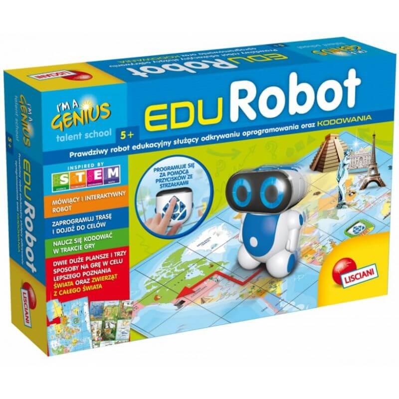 Młody Geniusz - Edu Robot
