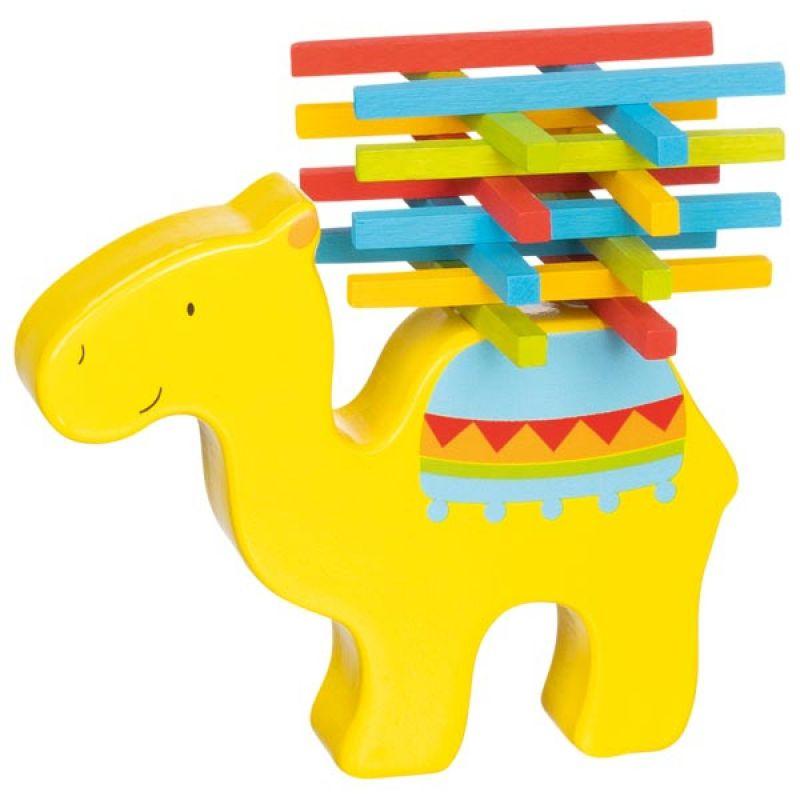 Balansujący wielbłąd - gra dla dzieci