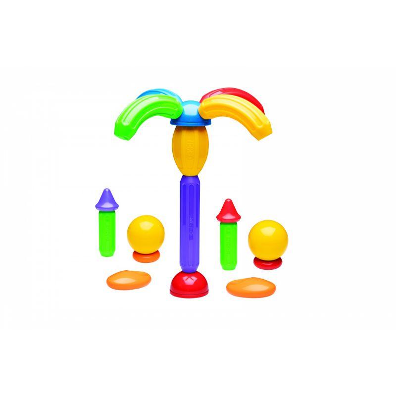 Klocki magnetyczne MagFormers Stick-O Basic 30 elementów