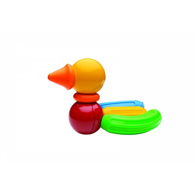 Klocki magnetyczne MagFormers Stick-O Basic 10 elementów