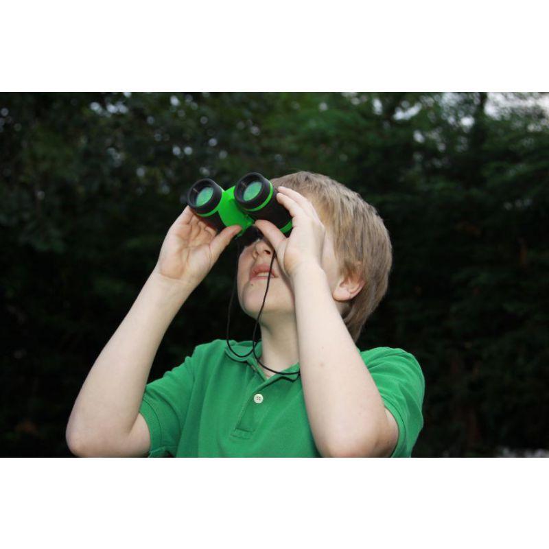 Lornetka z kompasem - outdoor binoculars
