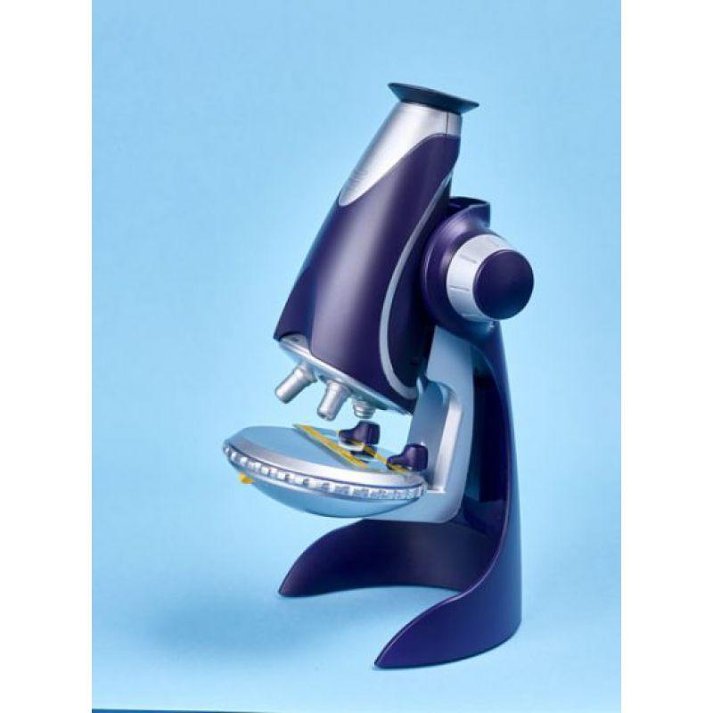 Mikroskop z powiększeniem do 450x