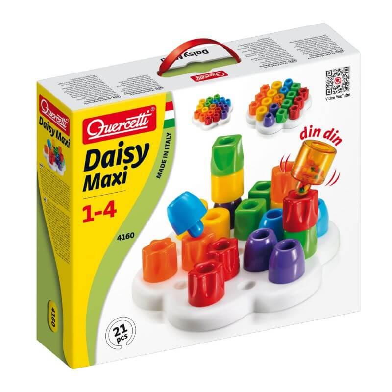 Układanka Daisy Maxi z Grzechotką