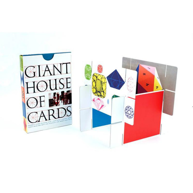 House of cards 'Giant '