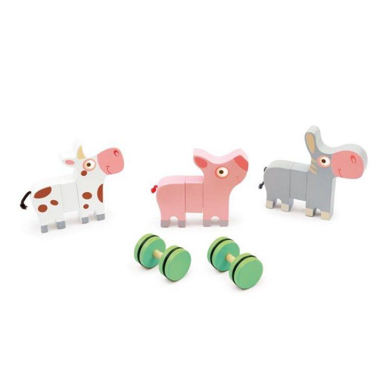 Scratch, Magnetyczne zwierzątka Farma