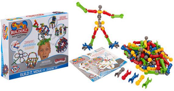 Klocki Zoob 55 elementów Dobre Zabawki